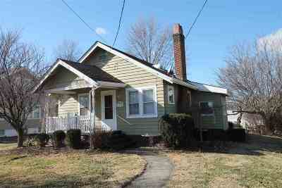 Florence, Erlanger Single Family Home For Sale: 3304 Elizabeth Street