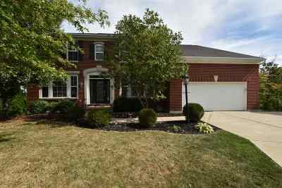 Hebron Single Family Home For Sale: 1700 Teakwood Lane