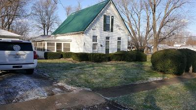Carroll County Single Family Home For Sale: 400 Main Cross St