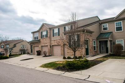 Boone County Condo/Townhouse For Sale: 2367 Twelve Oaks Drive