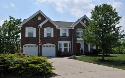 Hebron KY Single Family Home For Sale: $385,000