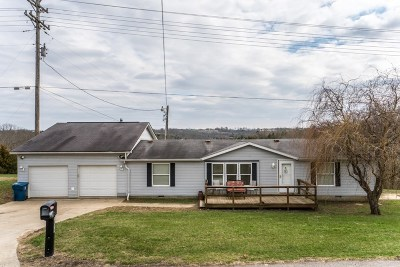 Grant County Single Family Home For Sale: 2825 Humes Ridge Road