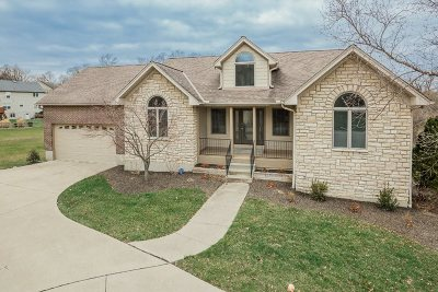 Park Hills Single Family Home For Sale: 554 Scenic Drive