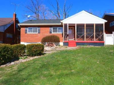 Florence Single Family Home For Sale: 103 Roger Lane