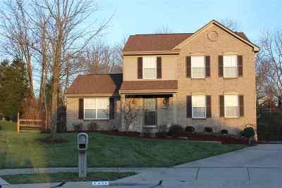 Burlington Single Family Home For Sale: 2674 Coachlight Lane