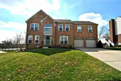Cold Spring Single Family Home New: 241 Ridgepointe Drive