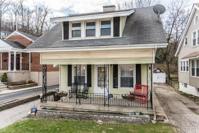 Covington Single Family Home For Sale: 1005 Highway Avenue