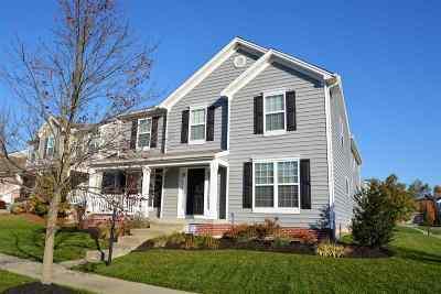 Union Single Family Home New: 3796 Sonata Drive