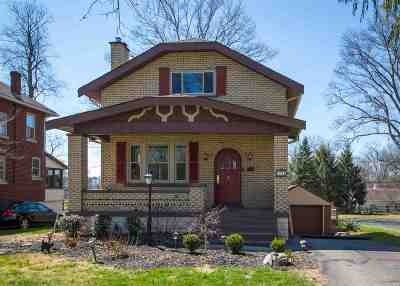 Lakeside Park Single Family Home For Sale: 71 Arcadia Avenue