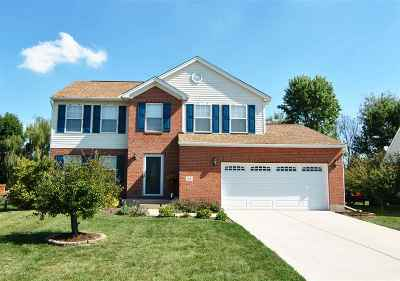 Florence Single Family Home New: 44 Windfield Way