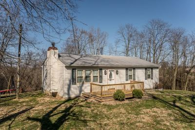 Dry Ridge Single Family Home For Sale: 205 Jericho Road