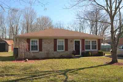 Burlington Single Family Home New: 2978 George Drive