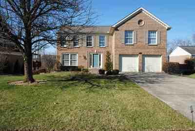 Erlanger Single Family Home New: 3291 Kingsburg Court