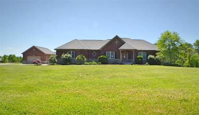 Boone County Single Family Home For Sale: 3140 Monticello