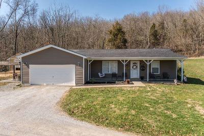 Pendleton County Single Family Home For Sale: 140 Gabbard Lane
