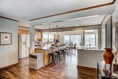Owen County Single Family Home New: 445 Elk Lake Resort #1158+115