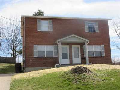 Boone County Multi Family Home For Sale: 923-925 Virginia Avenue