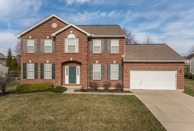 Florence Single Family Home For Sale: 9262 Hardwicke Lane