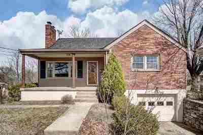 Erlanger Single Family Home New: 422 Sunset