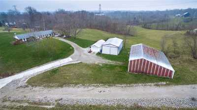 Boone County Farm For Sale: 4951 Hand Road
