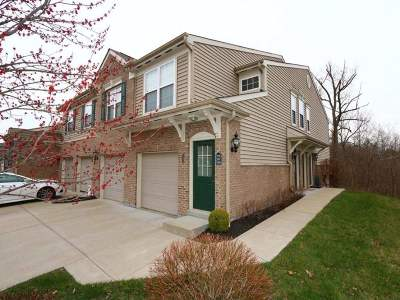 Condo/Townhouse New: 5993 Boulder View