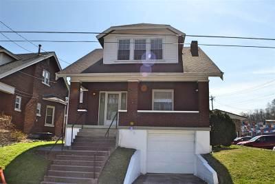 Covington KY Single Family Home New: $99,500