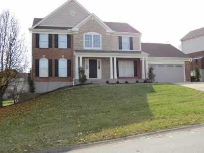 Hebron Single Family Home For Sale: 1242 Kentland Court