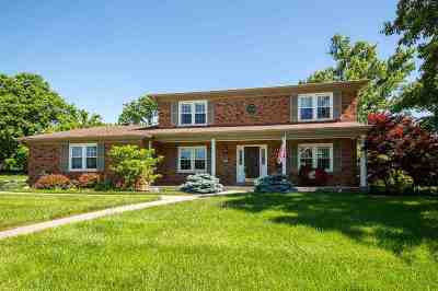 Fort Mitchell, Fort Wright Single Family Home For Sale: 502 Wolfzorn Court