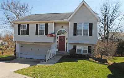 Single Family Home New: 3649 Pondside Court