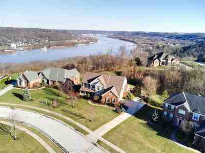Hebron Single Family Home For Sale: 1707 Grandview Drive