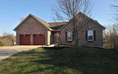 Hebron KY Single Family Home New: $249,800