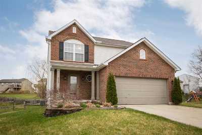 Burlington Single Family Home New: 6717 Summertime Lane