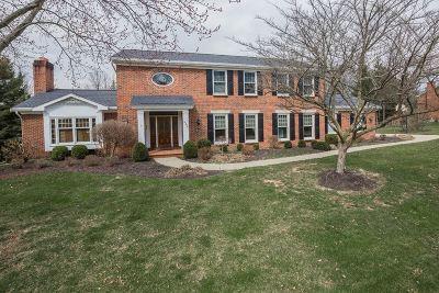 Villa Hills Single Family Home For Sale: 882 Squire Oaks Drive