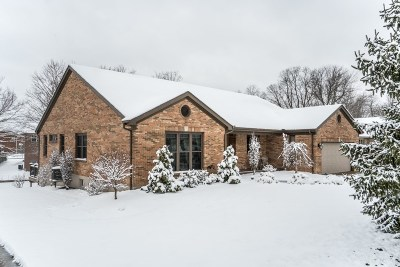 Florence Single Family Home New: 9237 Tranquility Drive