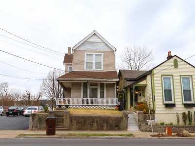 Covington, Independence, Taylor Mill Single Family Home For Sale: 3213 Decoursey Avenue