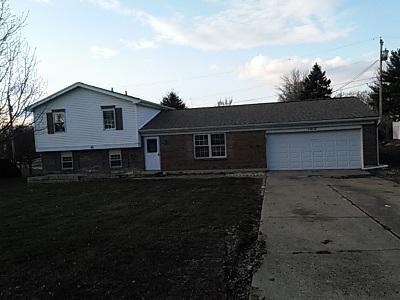 Burlington Single Family Home New: 1812 Pioneer Boulevard