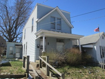 Campbell County Single Family Home For Sale: 926 Maple