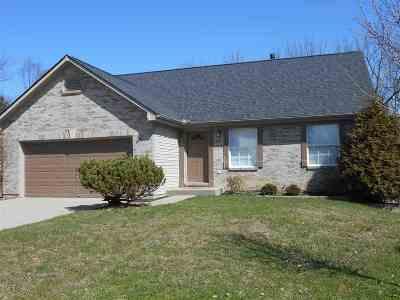 Burlington Single Family Home New: 7406 Sterling Springs Way