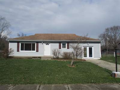 Pendleton County Single Family Home For Sale: 110 Williams