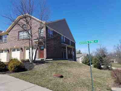 Kenton County Condo/Townhouse For Sale: 634 Hidden Pine Way