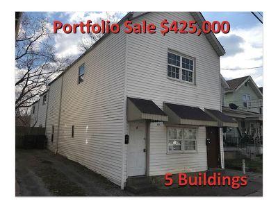 Kenton County Multi Family Home For Sale: 4522 Decoursey Avenue