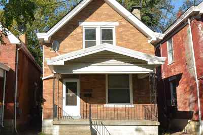 Covington, Independence, Taylor Mill Single Family Home For Sale: 1615 Banklick Street