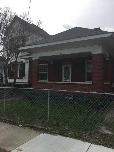 Covington Single Family Home For Sale: 2315 Madison Avenue
