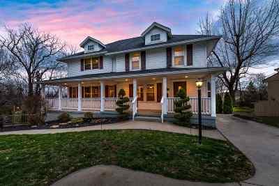 Lakeside Park Single Family Home For Sale: 2619 Williams Avenue