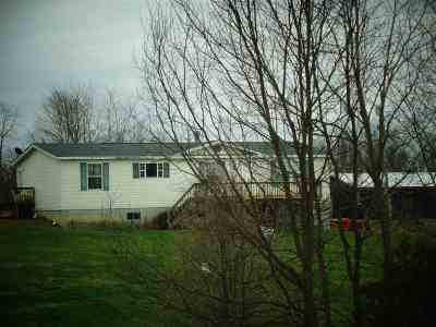 Sparta Single Family Home For Sale: 3774 - 3780 Ky Hwy #465
