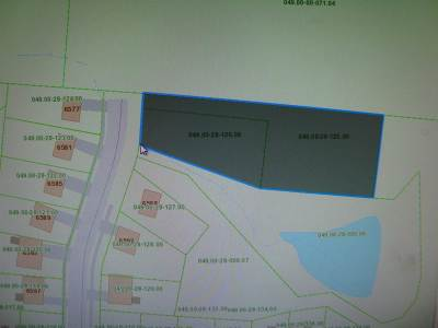 Florence Residential Lots & Land For Sale: Garcia