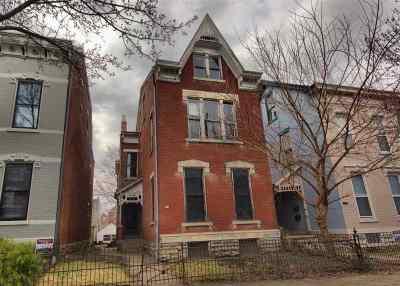 Newport Single Family Home For Sale: 816 Monroe
