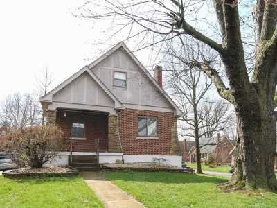 Fort Wright Single Family Home For Sale: 20 Henry Clay Avenue