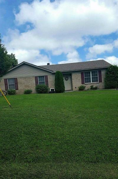 Boone County, Campbell County, Gallatin County, Grant County, Kenton County, Pendleton County Single Family Home For Sale: 1720 Blanchet Road