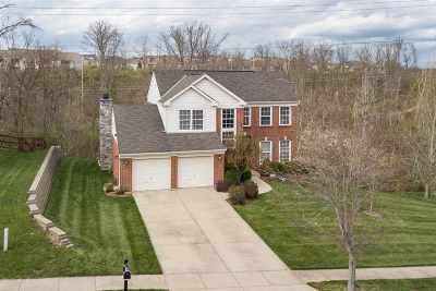 Erlanger Single Family Home For Sale: 4060 Sherbourne Drive